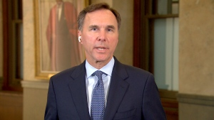 One-on-one with Finance Minister Morneau