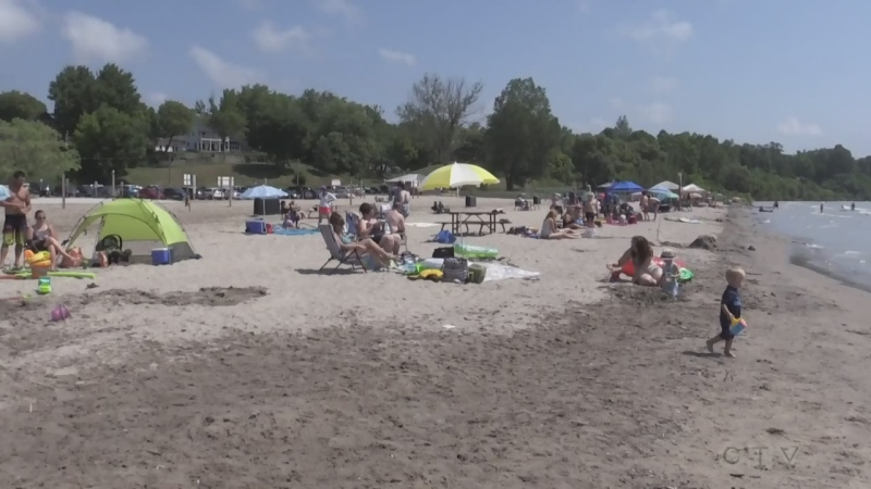 Beach reopening a much-needed joy for Port Burwell