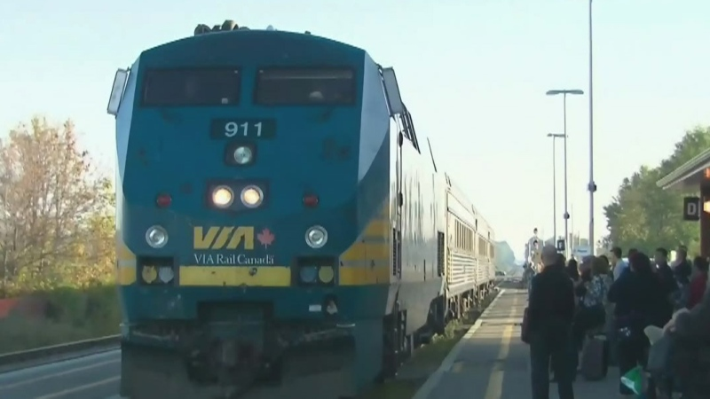 Via Rail laying off 1,000 workers