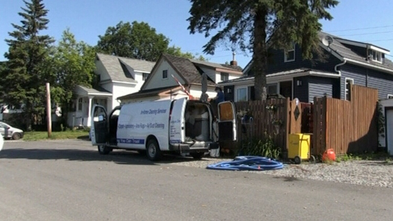 Storm causes major damage in Capreol