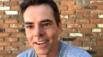 Daytime Emmy award winner Jason Thompson, from St. Albert, Alta. July 8, 2020. (CTV News Edmonton)