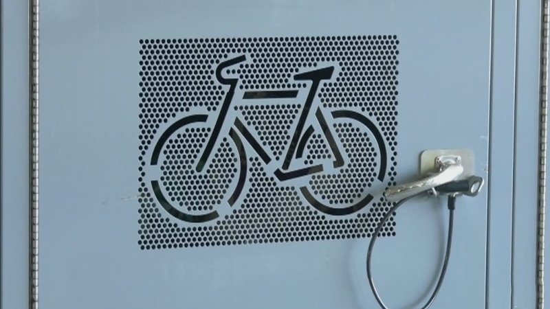 A need for more bicycle parking