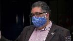 Calgary hedges on mandatory masks