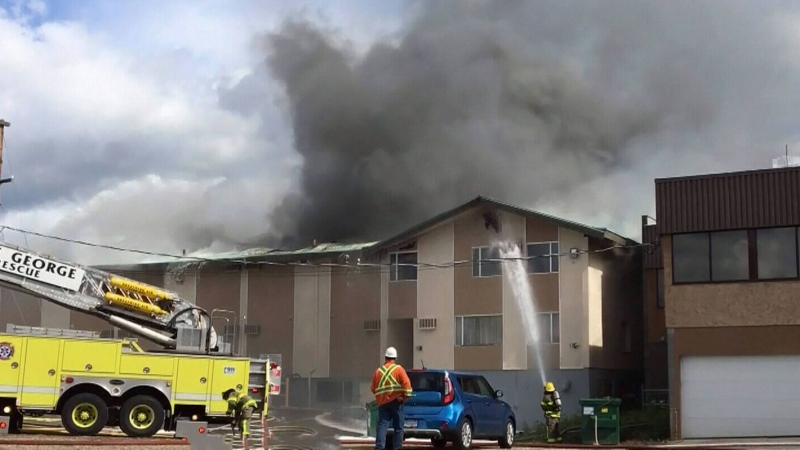 3 dead in suspicious motel fire
