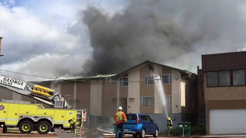 3 dead in suspicious motel fire
