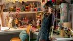 Momona Tamada portraying Claudia Kishi in a scene from the Netflix series 'The Baby-Sitters Club.' (Kailey Schwerman / Netflix via AP)