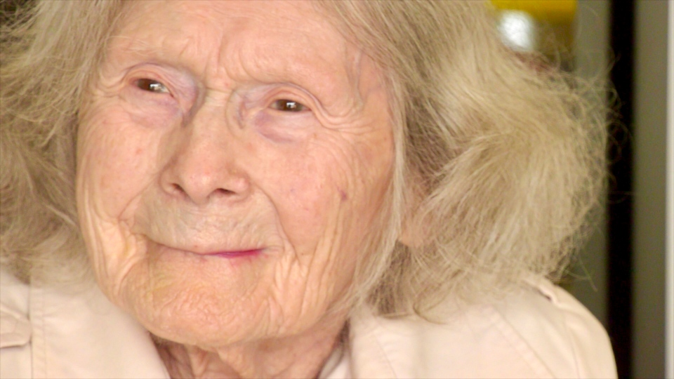 At 102-years-old, Muriel McInnes is the second oldest person in Alberta to recover from COVID-19.