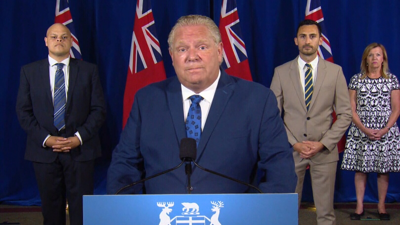 Ontario announces school reforms in 2021