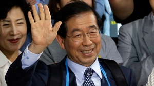 Mayor of Seoul found dead after massive search