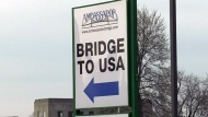Border closure weighs on families