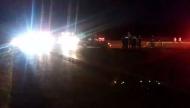 Witness describes crash, missing passengers