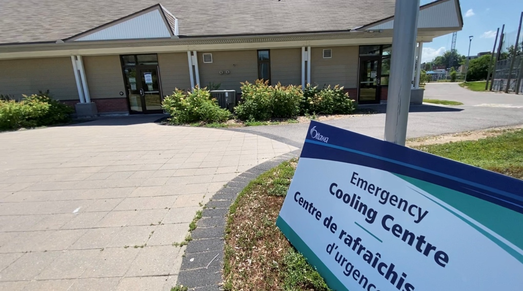 Ottawa cooling centres to open Monday during heat wave | CTV News
