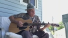Tonight we have a French song from Gerry Sauve in Sudbury called 'Petite Maison dans la Vallee.