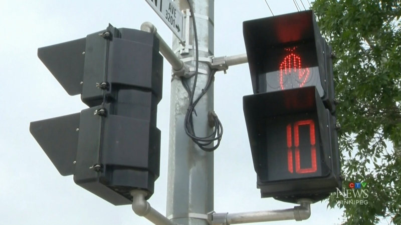 New sounds at intersections in Winnipeg