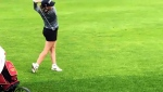 Annabelle Ackroyd won her third straight U-19 golf championship Thursday