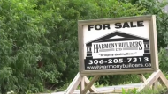 Harmony Builders is in hot water after being suspended by the Regina Homebuilders' Association.
