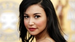 Actress Naya Rivera arrives at the 17th Annual Screen Actors Guild Awards in Los Angeles on Jan. 30, 2011. (AP / Matt Sayles, File)