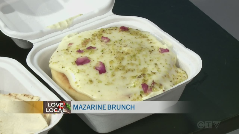 CTV Morning Live Mazarine July 10