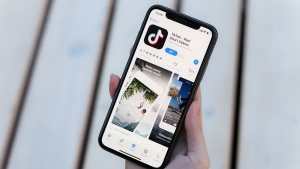 The short-form video app TikTok has quickly become a key part of popular culture in the US, serving as a platform for viral memes as well as political satire and activism. Facebook, the dominant force in social media, has tried to copy the app, but so far that has not slowed down its rapid rise. (CNN/Shutterstock)