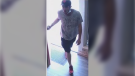 Windsor police are looking for this suspect in relation to a theft that occurred in Windsor, Ont. (courtesy Windsor police)