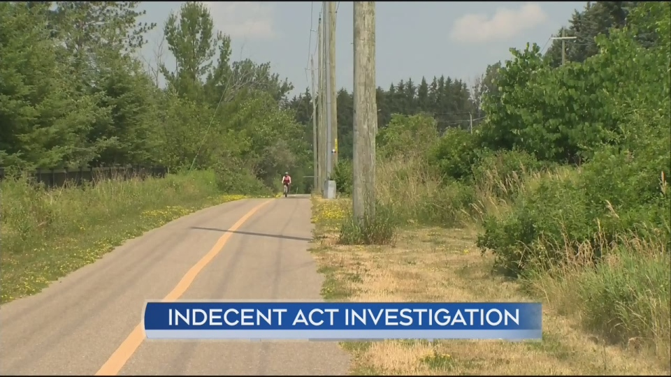 Two indecent acts reported in Waterloo