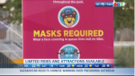 Safety measures at PNE Playland