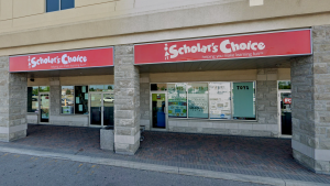 The Richmond Hill, Ont., location of Scholar's Choice, seen in this screenshot from Google Maps, is one of 13 being closed by the company. (Google)