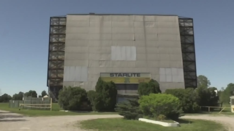 Starlite Drive-In to host Sunday church service