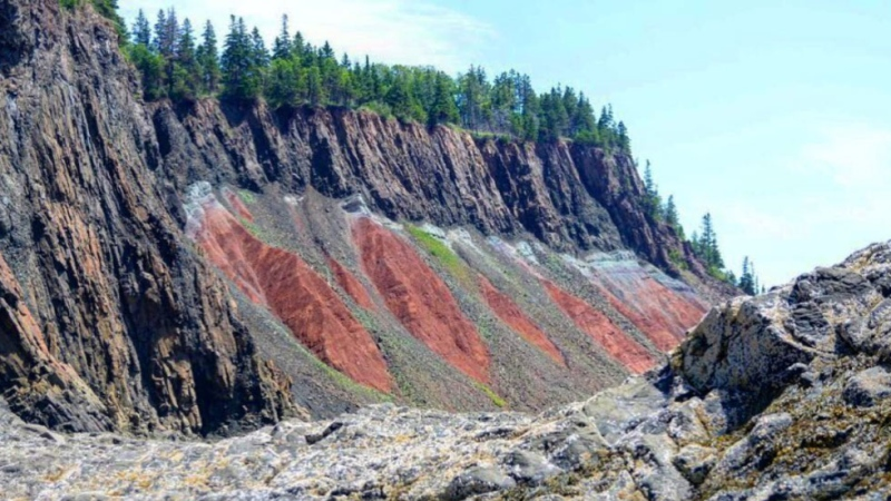 Cliff of Fundy