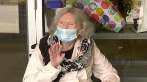 Coronavirus survivor