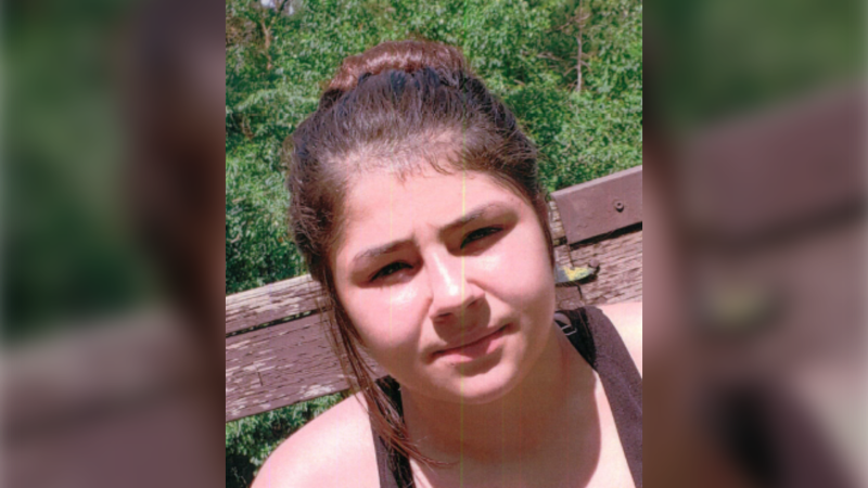 RCMP said Jaylynn Mary Hercina was last seen leaving her residence in Boissevain, Man., on the evening of July 5. (Source: RCMP)