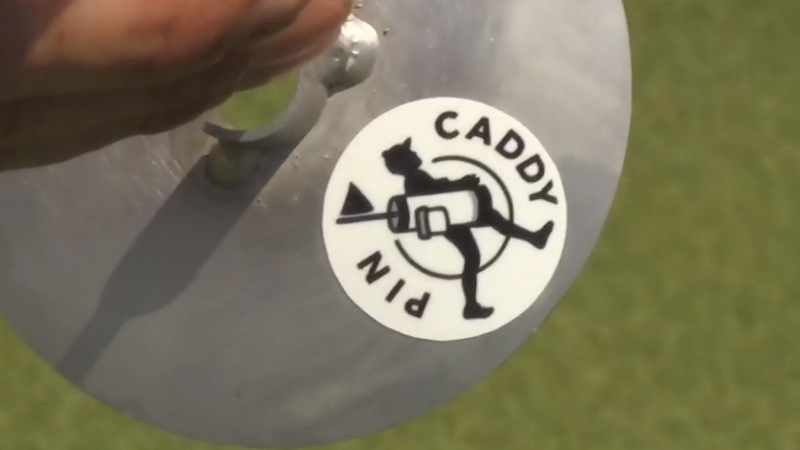Pin Caddy