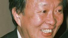 This is a Tuesday, April 23, 1996 photo of Charles K. Kao. The Royal Swedish Academy of Sciences announced Tuesday, Oct. 6, 2009 that Charles K. Kao, Willard S. Boyle and George E. Smith shared the 2009 Nobel Prize in physics. (AP Photo/Katsumi Kasahara)