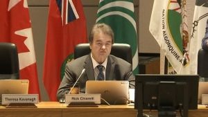 Integrity report: Chiarelli behaviour 'offensive'