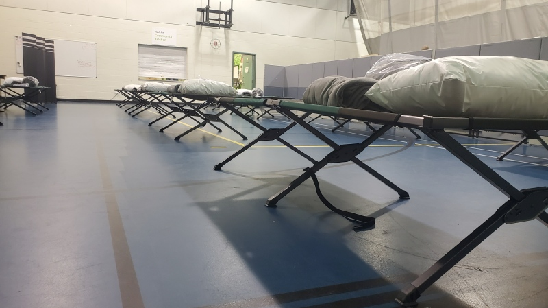 White Buffalo Youth Lodge has started a new emergency shelter.