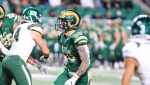 Cody Peters will miss out on his final year of football with the University of Regina Rams, due to a U Sports rule that will not grant 25-year-old players additional eligibility. (Source: Rams Football)