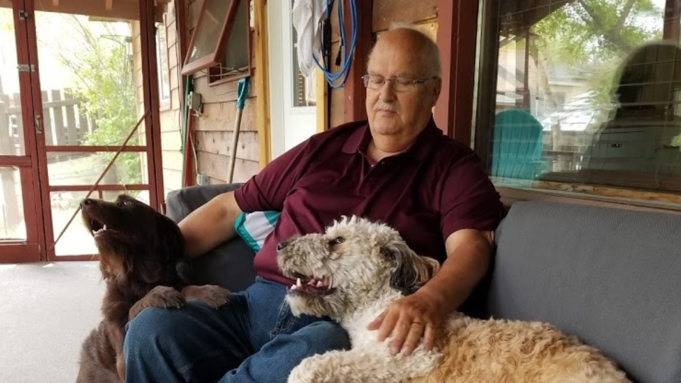 Butch Gullacher, 69, passed away from COVID-19 complications. His family is warning against complacency in Saskatchewan. (Courtesy: Paul Gullacher)