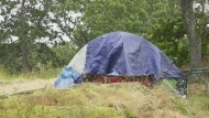 Victoria hoping to move campers within Beacon Hill