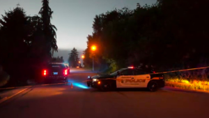 Abbotsford Police say they responded at around 7:50 p.m. Friday to a report of shots fired in the 2700 block of Lucern Crescent. (CTV)