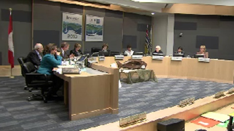 Surrey city councillors voted 6-3 against a proposal to extend 84th Avenue through Bear Creek Park. October 6, 2009. (CTV)
