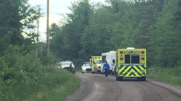 Two bodies found, Amber alert lifted
