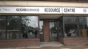 The Neighbourhood Resource Centre opened in 2014. People hoped the centre would help solve the drug, theft and prostitution issues surrounding the area. July 11/2020 (Jairus Patterson/CTV News Northern Ontario)