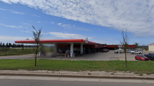 The Petro Canada station in the Gregoire neighbourhood of Fort McMurray.  (Google Street View)