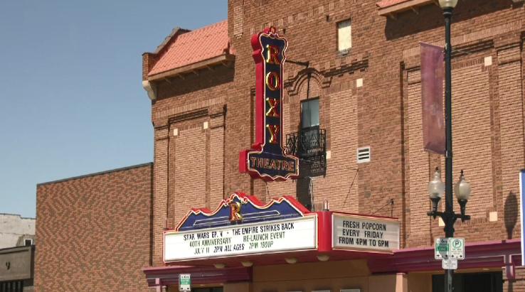Roxy Theatre Saskatoon