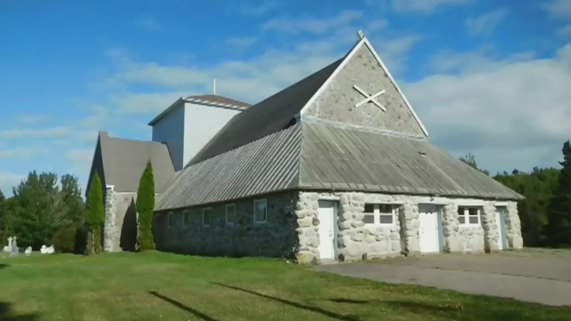Fundraisers hope to restore historic N.S. church