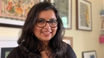 Quebec cubist painter Ishita Banerjee was shocked to find that online retailers were selling knock offs of her work for a fraction of the price she lists her work for. SOURCE Ishita Banerjee