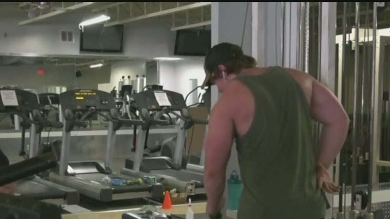 Discover Fitness/Discover Performance in Timmins has made alterations to its gym to ensure patrons are safe when the club reopens.