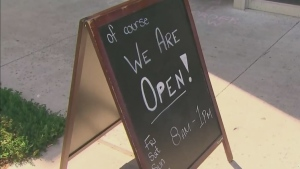 CTV's Jeremie Charron on Ottawa businesses anxious for the final stage of reopening.