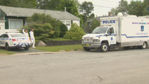 Residents of Lynwood Drive in Dartmouth were shocked when they heard one of the neighbourhood's oldest residents died on Saturday morning – and police are investigating her death as suspicious.