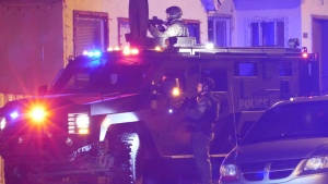 Just after midnight on July 11, police received 911 calls regarding a shooting in the 100 block of Avenue K south. (CTV Saskatoon)